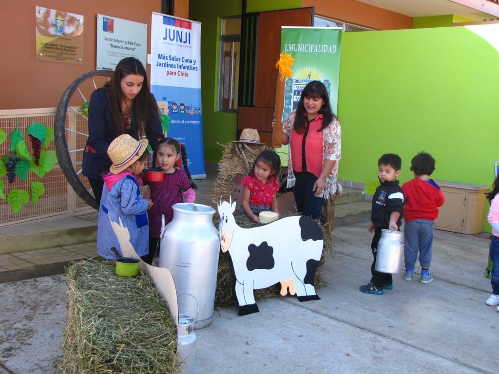 Jardines Infantiles VTF de Vallenar llaman a inscribirse y completar cupos 2017