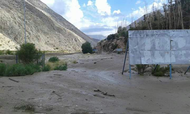 Decretarán zona de emergencia agrícola en la Provincia de Huasco