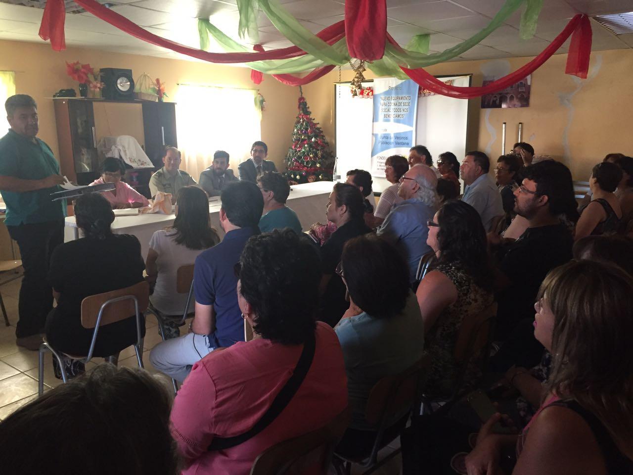 Carabineros resuelve inquietudes de vecinos de sector José Simón en Vallenar