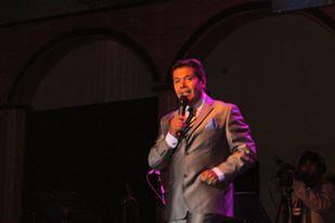 Humberto Rojas Marín, la voz del Festival de Vallenar