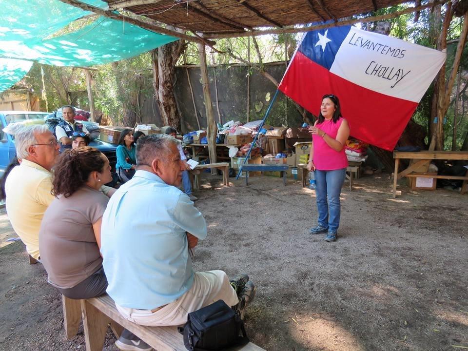 Seremi de Educación se reunió con comunidad escolar de Chollay