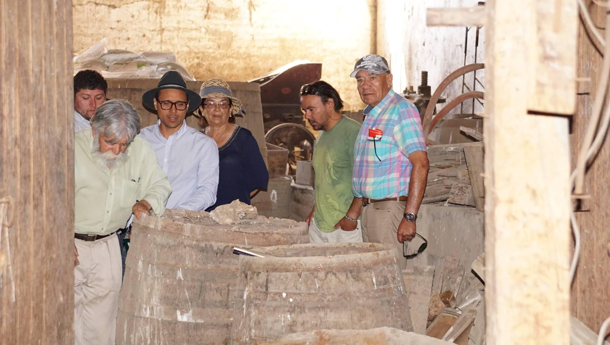 AGRÍCOLA CAMPILLAY BUSCA PONER EN VALOR LA HISTORIA DE ALTO DEL CARMEN
