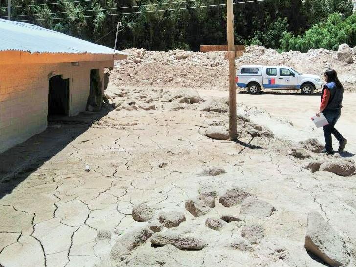"""Consejero regional: """"Como Core no estamos conformes ni de acuerdo del estado de avance del Gobierno en Alto del Carmen"""""""