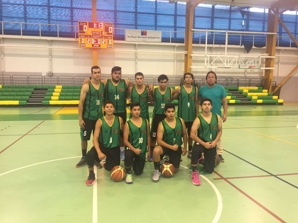 Campeonato de Básquetbol: Copa Ciudad de Vallenar se quedó en casa