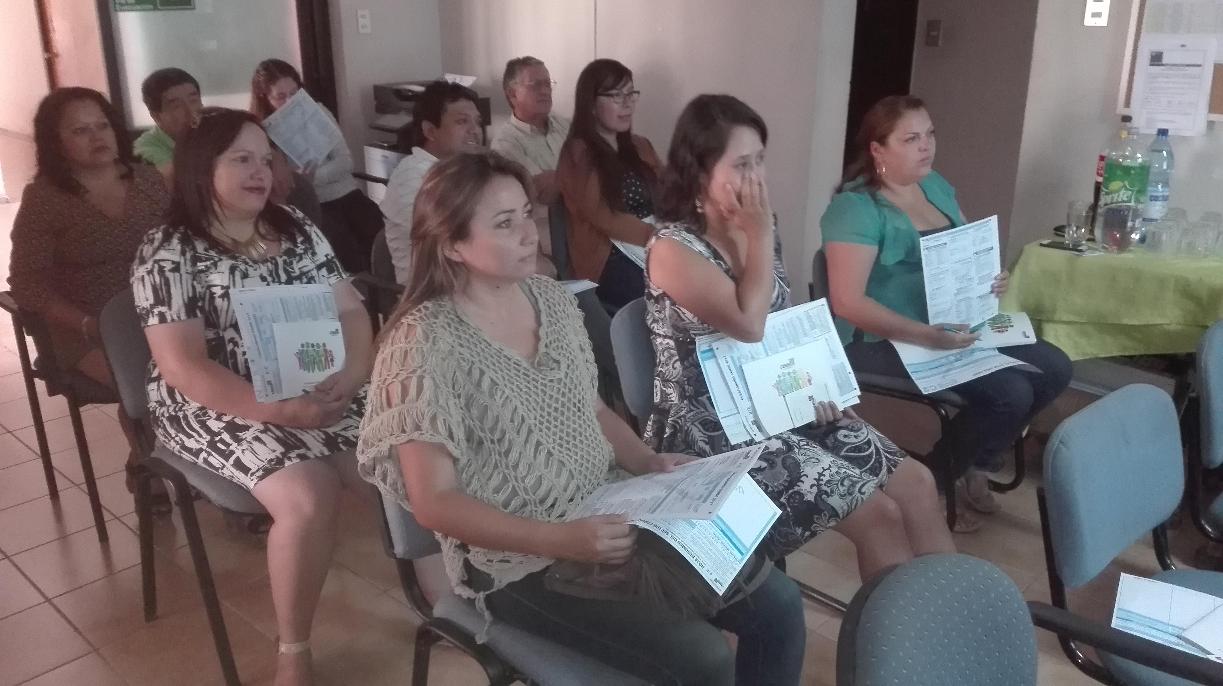 INDAP SE CAPACITA EN ATACAMA PARA CENSO 2017