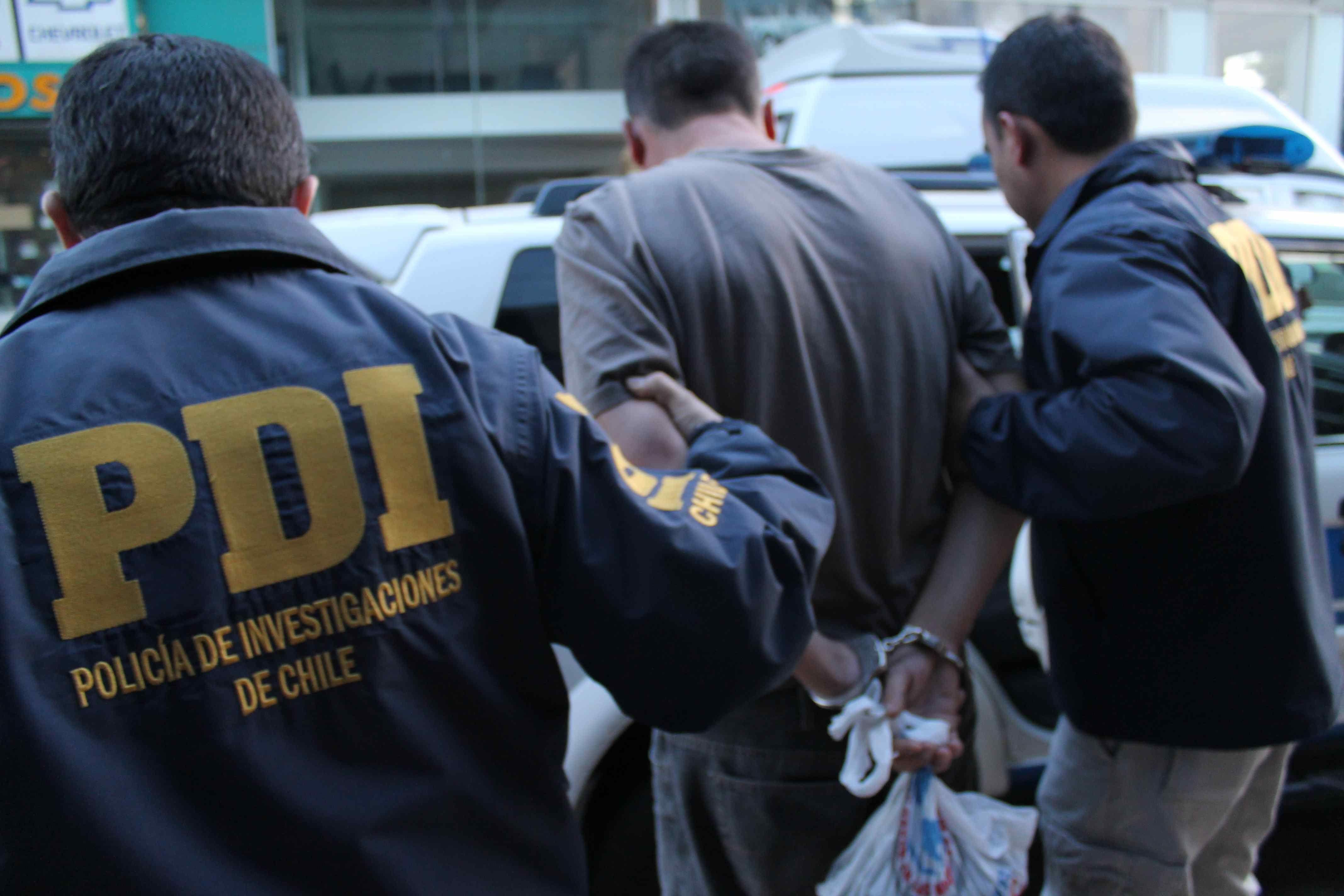 PDI DETIENE A 24 DE PERSONAS EN ACCIONES FOCALIZADAS REALIZADAS LA SEMANA PASADA EN ATACAMA