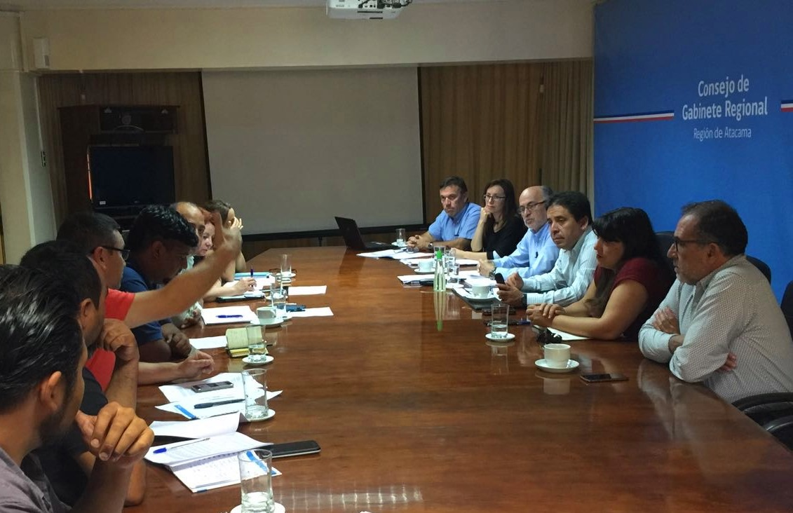 Gobierno y mesa del sector público aúnan criterios para la correcta implementación del CENSO 2017