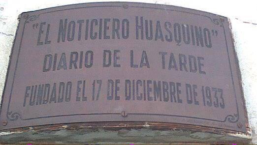 Entregarán placa de tradicional medio de comunicación de Vallenar al museo del Huasco