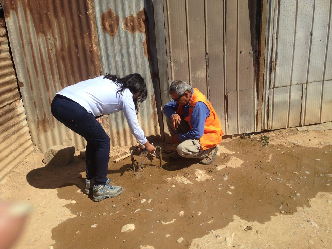 Presentarán denuncia contra Aguas Chañar por alteración de calidad del agua en Freirina