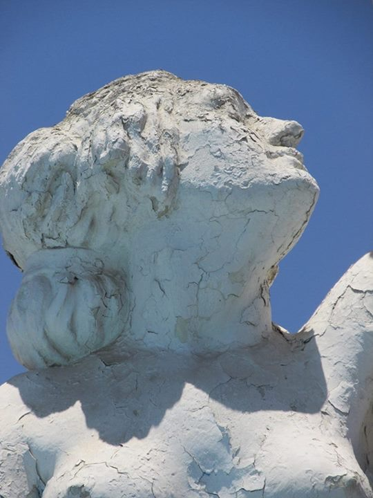 """Solicitan reparar monumento comunal de """"La Vendimia"""" en Vallenar"""