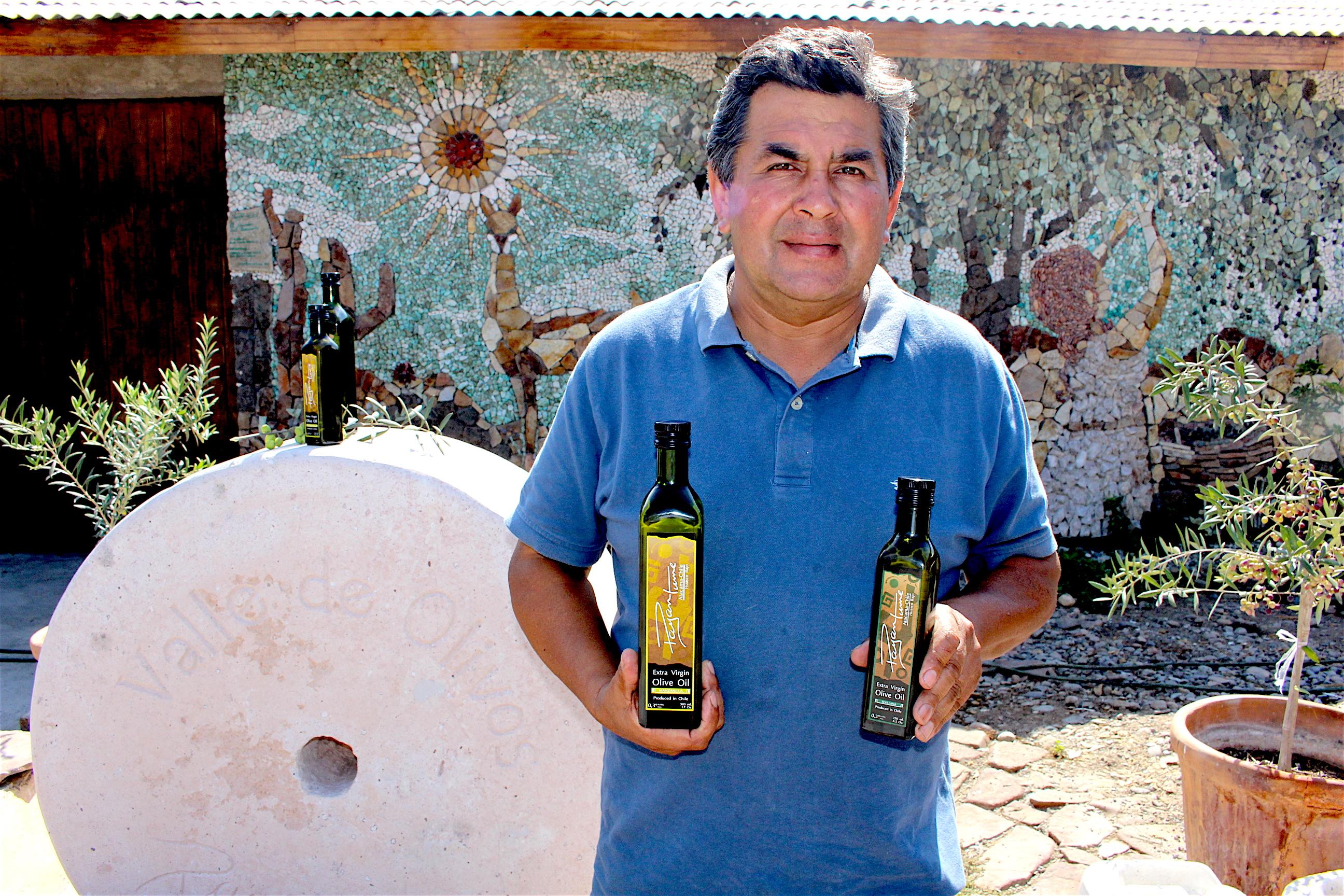 Robinson González y aceite Payantume estarán presentes en feria de cocina nacional