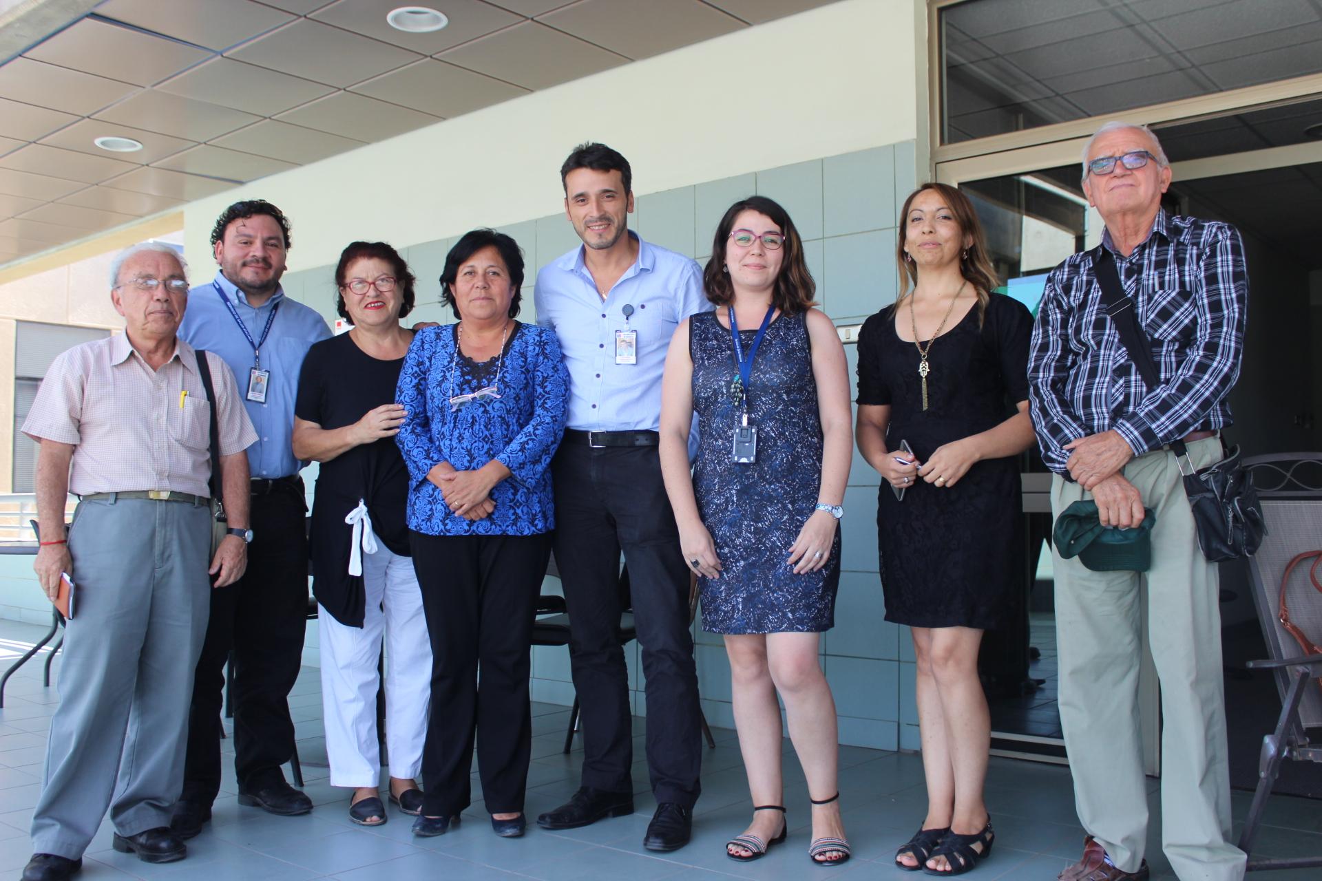 Usuarios PRAIS conforman agrupación en Hospital Provincial del Huasco