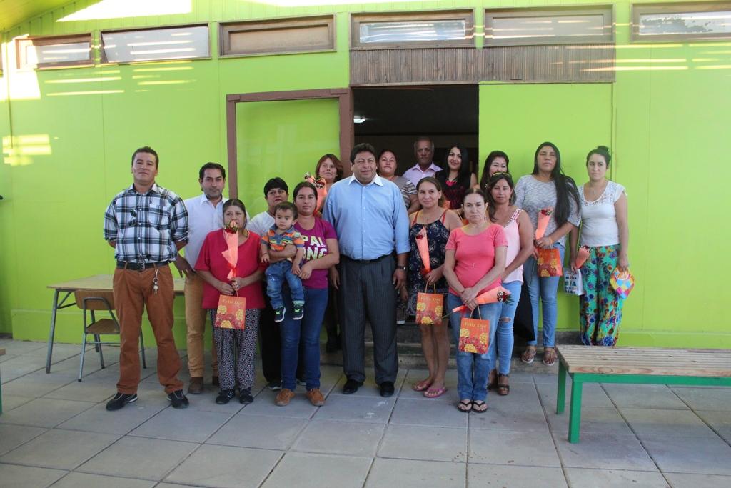Comité de Vivienda de Domeyko fue beneficiado con Subsidio Rural