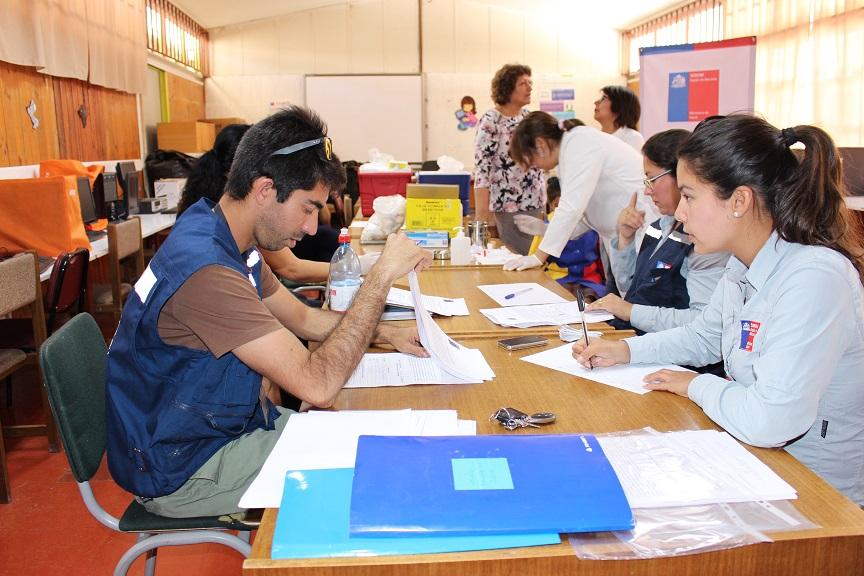 Realizan exitosa capacitación sobre Chagas para funcionarios de Atención Primaria de Alto del Carmen