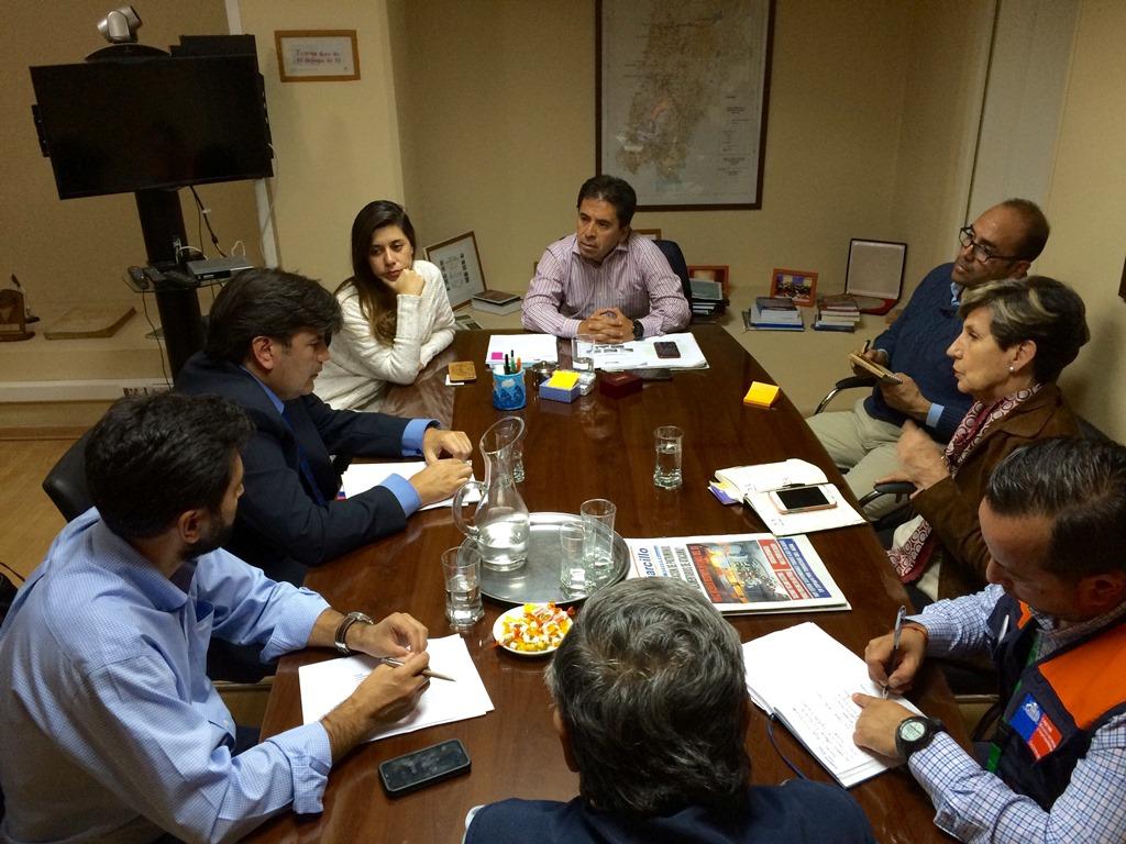 Solicitan a la SISS que se inicie proceso de término de concesión sanitaria con Aguas Chañar
