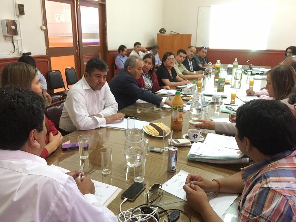 Municipio de Vallenar da cuenta de la Gestión 2016 ante el Concejo, autoridades y comunidad organizada