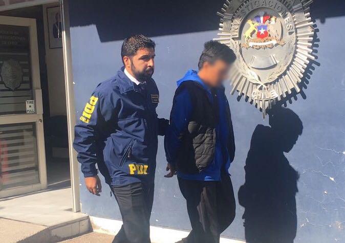 Detienen a presunto agresor de daños y lesiones a alcalde en sector Torino