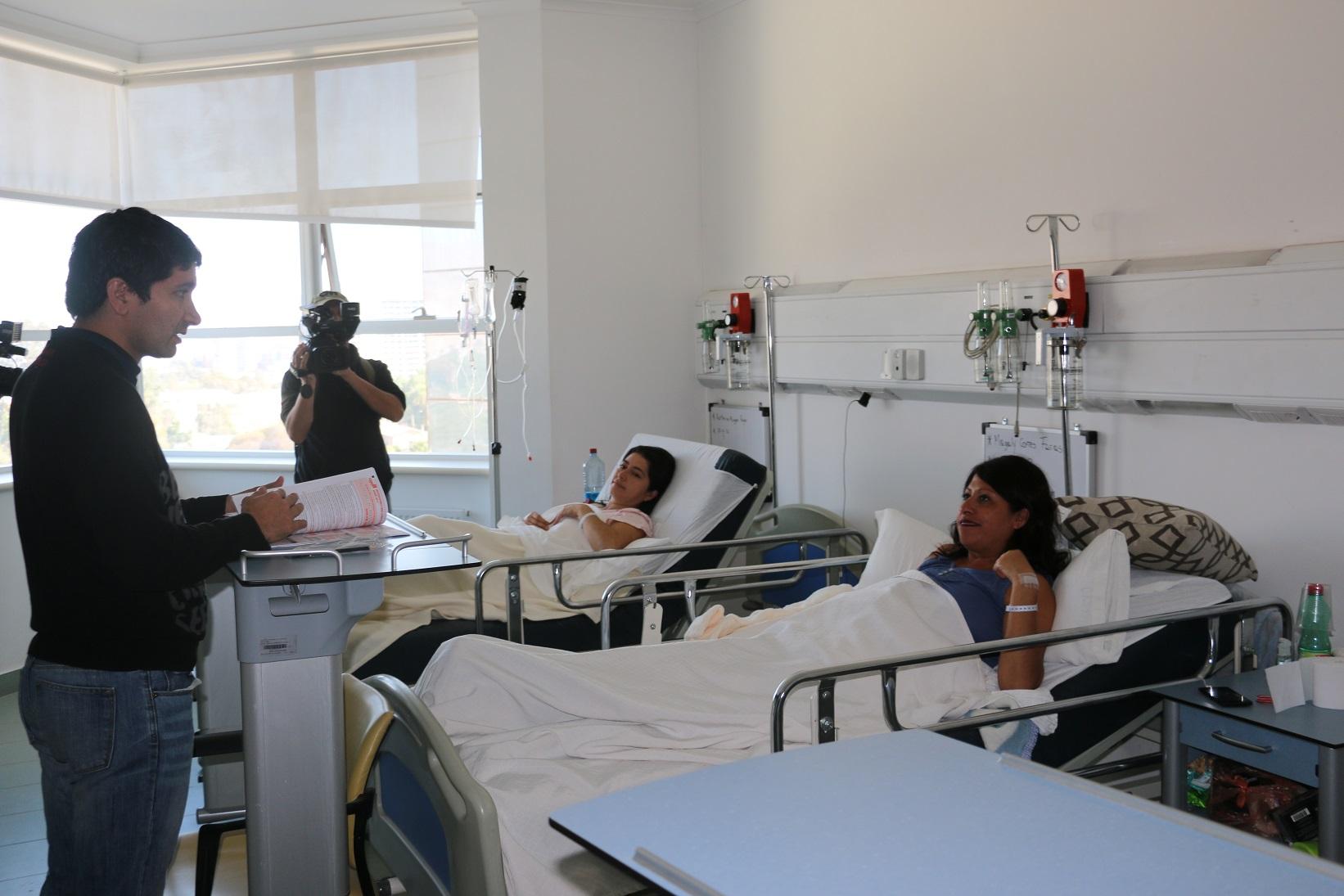 CON ÉXITO SE DESARROLLÓ CENSO EN HOSPITALES DE LA REGIÓN