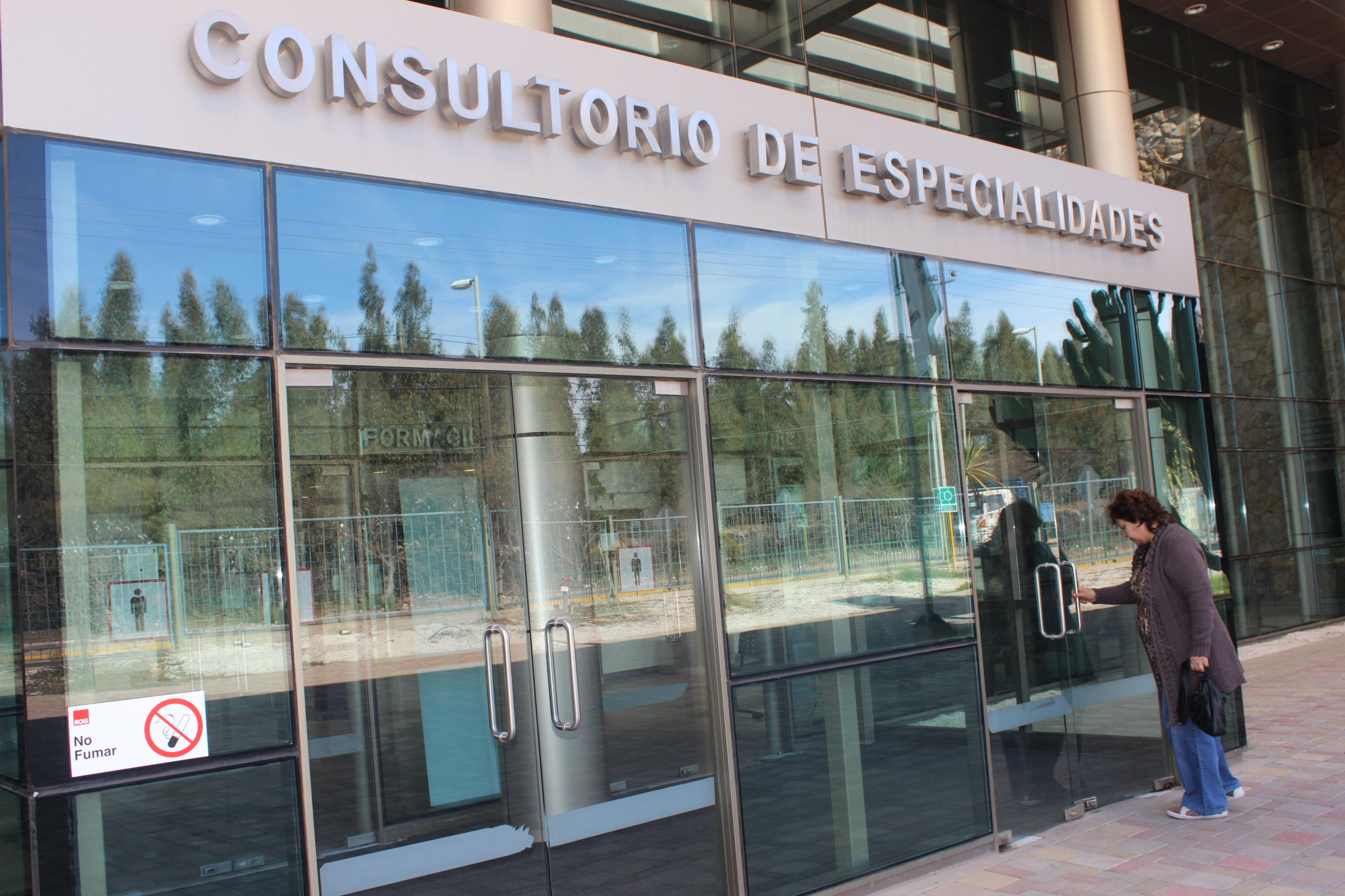 Hospital Provincial del Huasco traslada Servicio de Urgencia por 48 horas