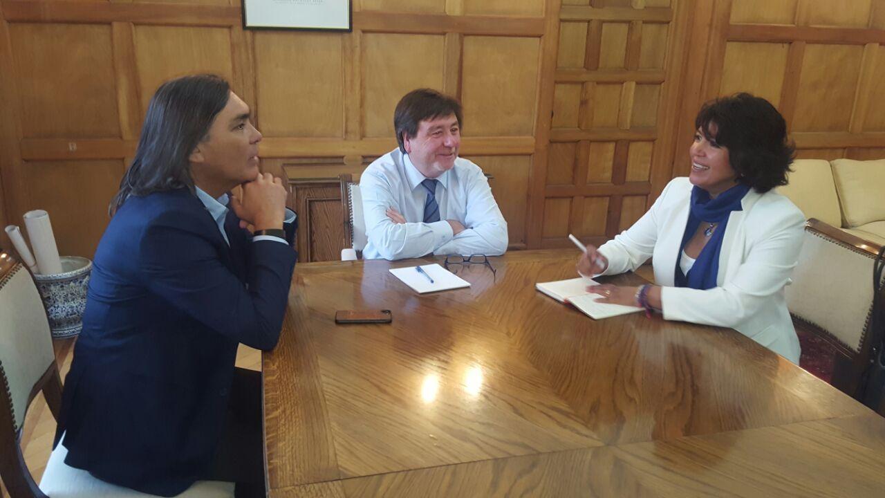 SUBDERE anunció envío de recursos para ejecución del alcantarillado en el sector La Arena de Huasco