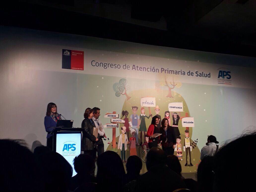 "Huasco reconocido a nivel nacional por programa ""Salud Mueve El Esqueleto"""