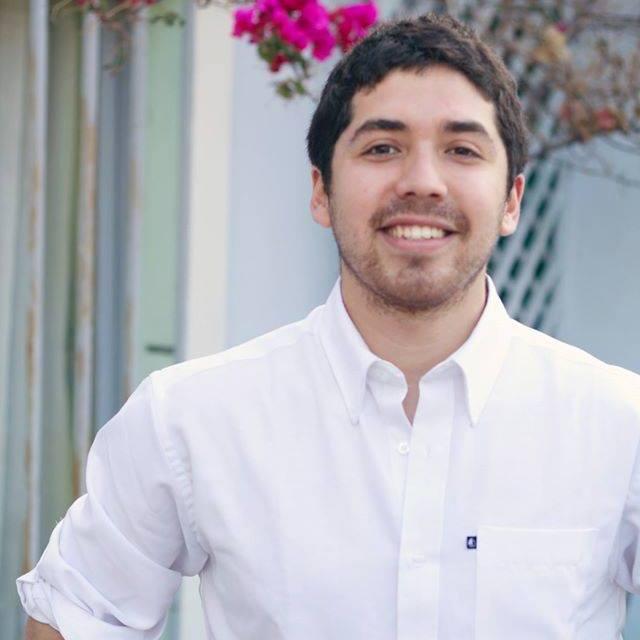 Juan Rubén Santana inscribe candidatura a diputado en el PS