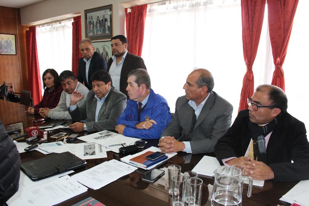 Concejo de Vallenar aprueba $8 millones para gastos que pudiese provocar precipitaciones en Vallenar