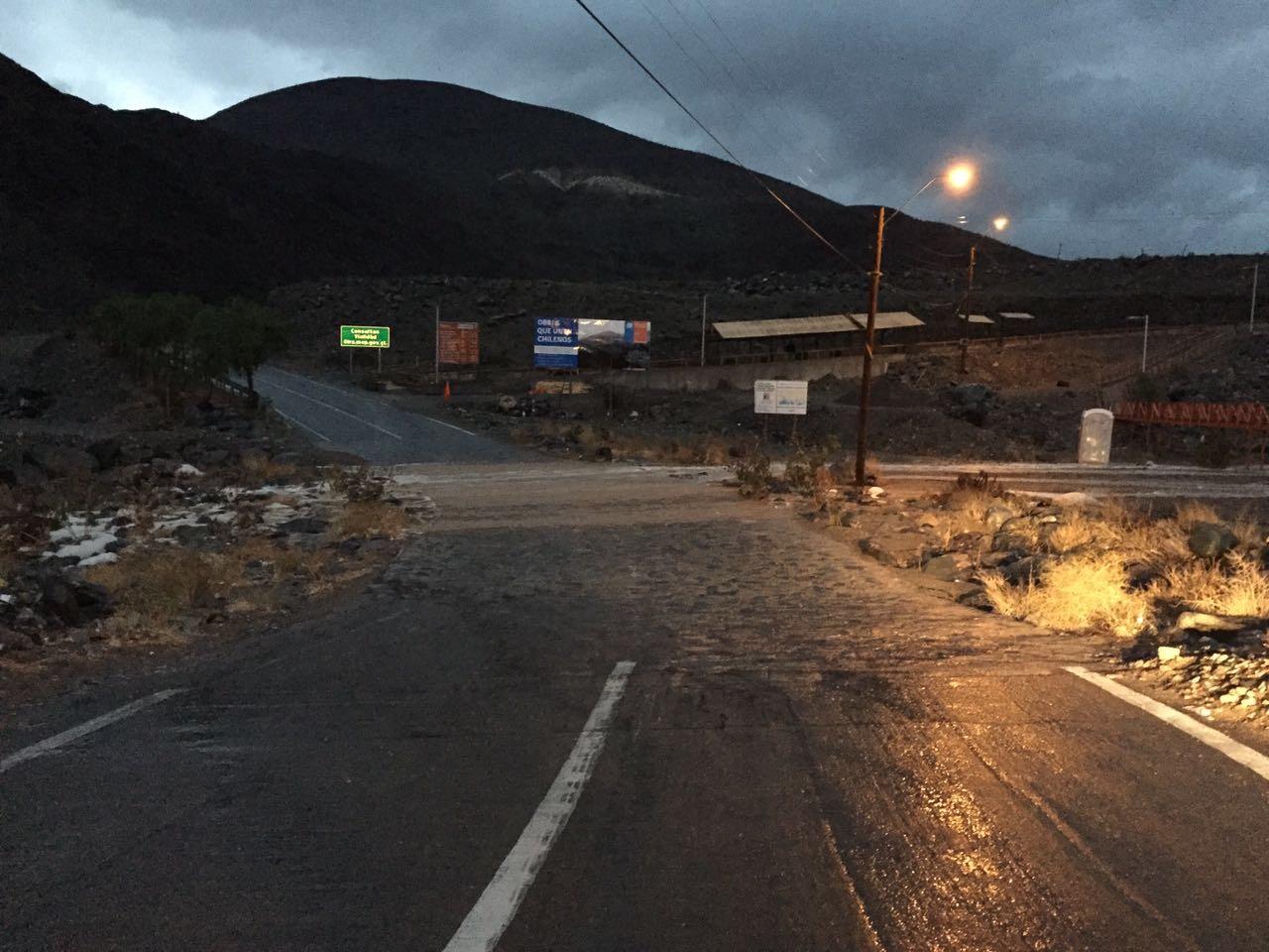 Gestionan helicóptero para acceder a sector aislado en Incahuasi