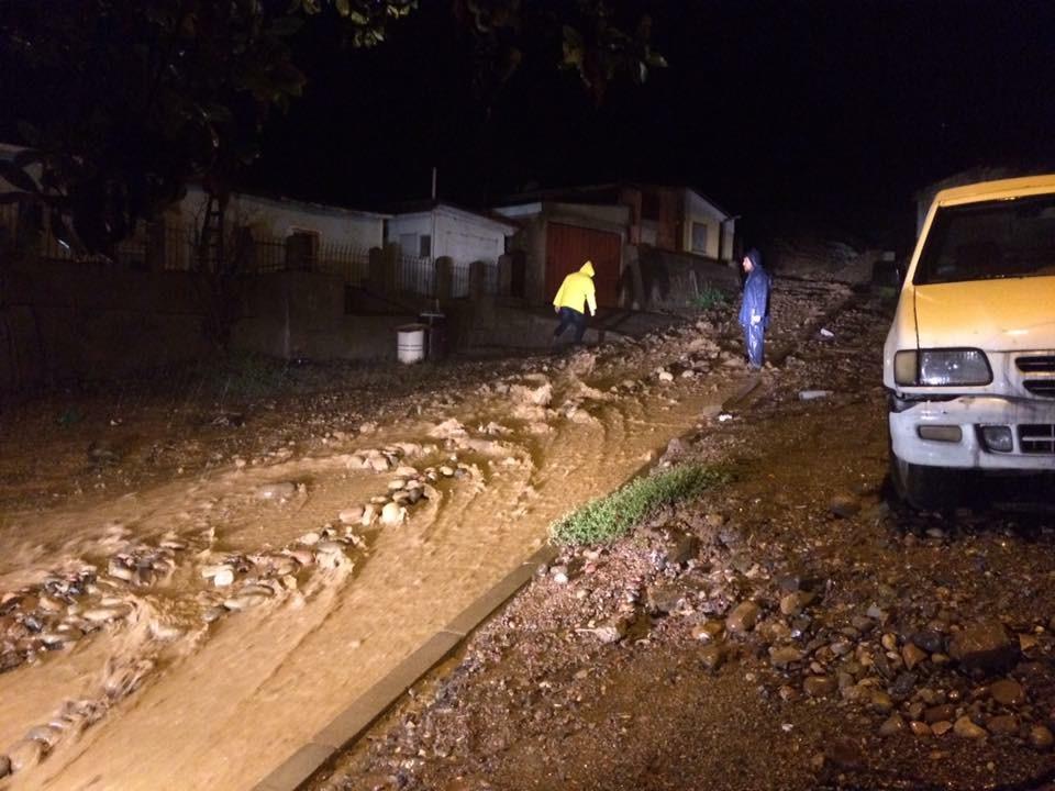 Limpieza de cortes de ruta entre Vallenar y Alto del Carmen podría finalizar hoy