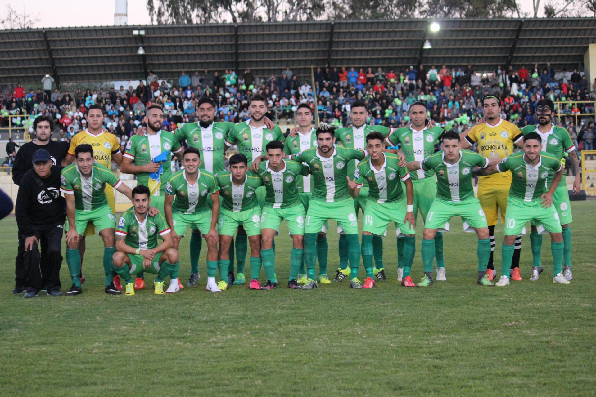Deportes Vallenar venció y mandó a Trasandino al fútbol amateur