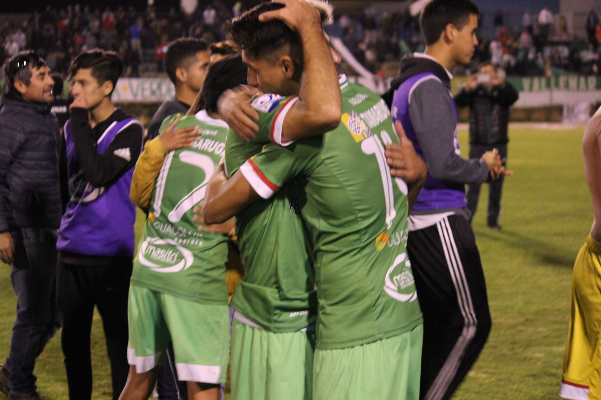 Ojo: Deportes Vallenar podría bajar a Tercera división