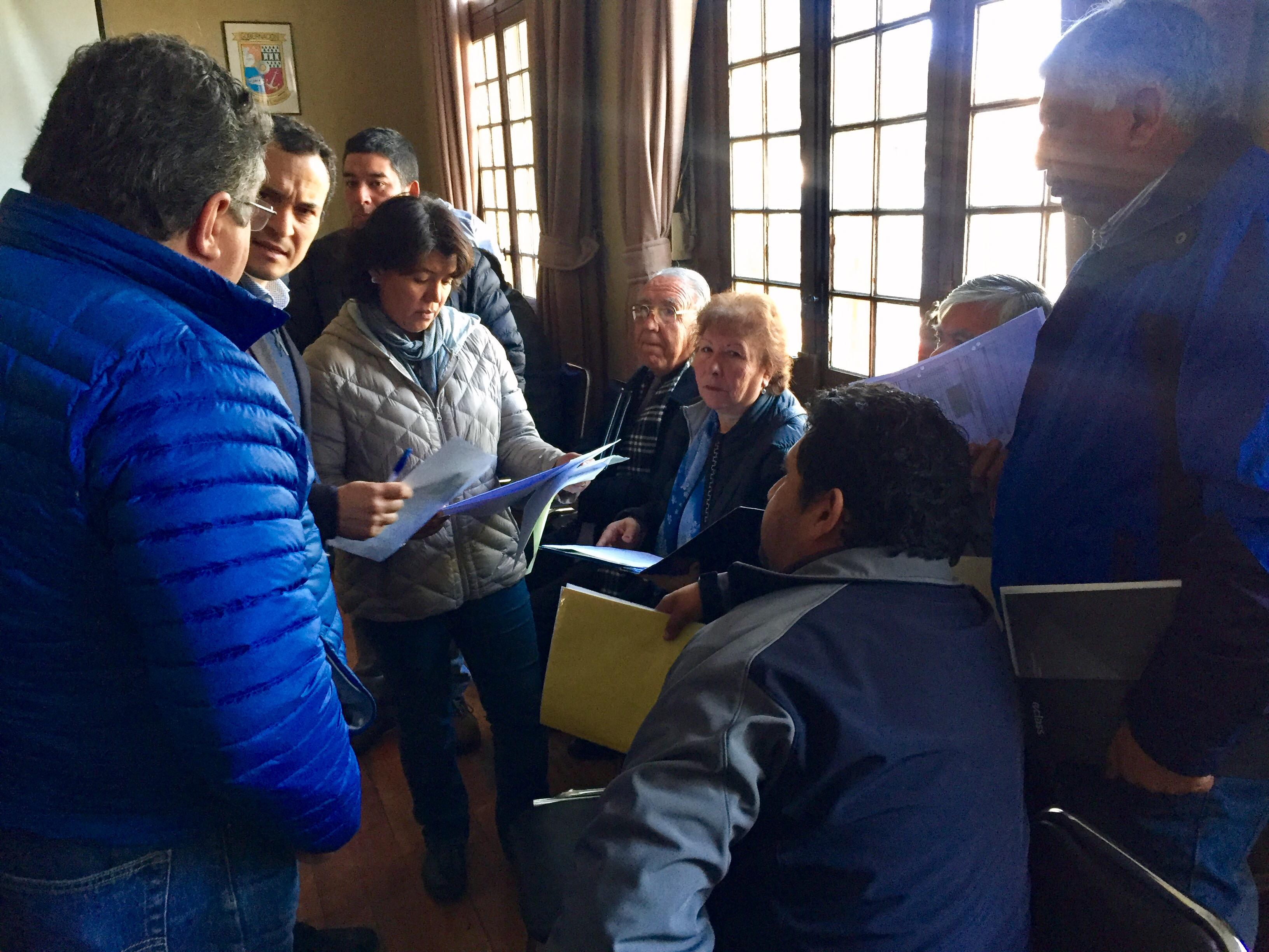 Interchile inició pagos a proveedores del Huasco tras denuncia