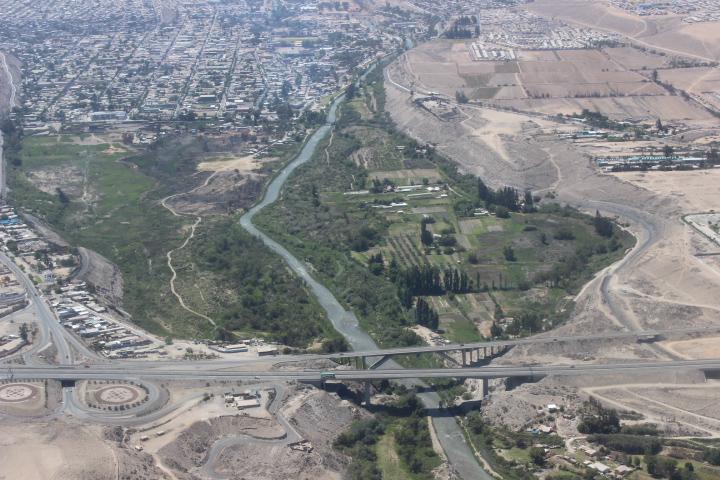 57% piensa que situación de la provincia del Huasco es mala