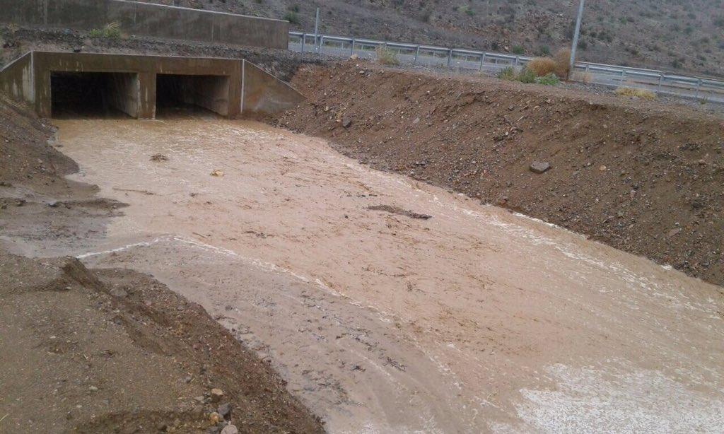 Lluvias en Vallenar: 200 personas afectadas, colapso de cámaras de alcantarillado y activación de quebradas