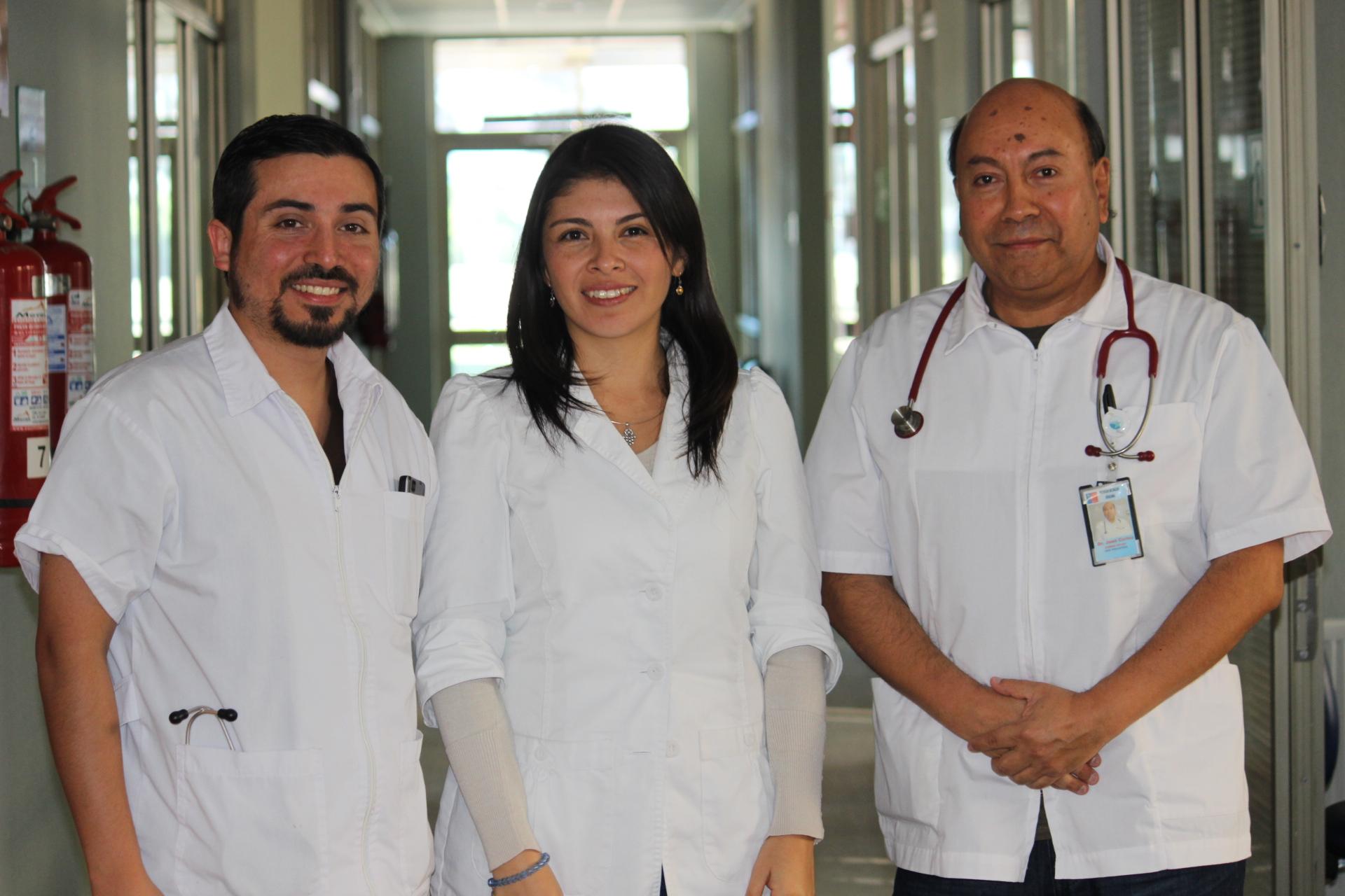 Nuevos especialistas se integran al Hospital Provincial del Huasco