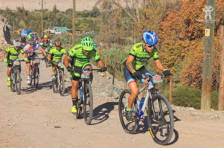 El Mountain Bike se tomó Vallenar