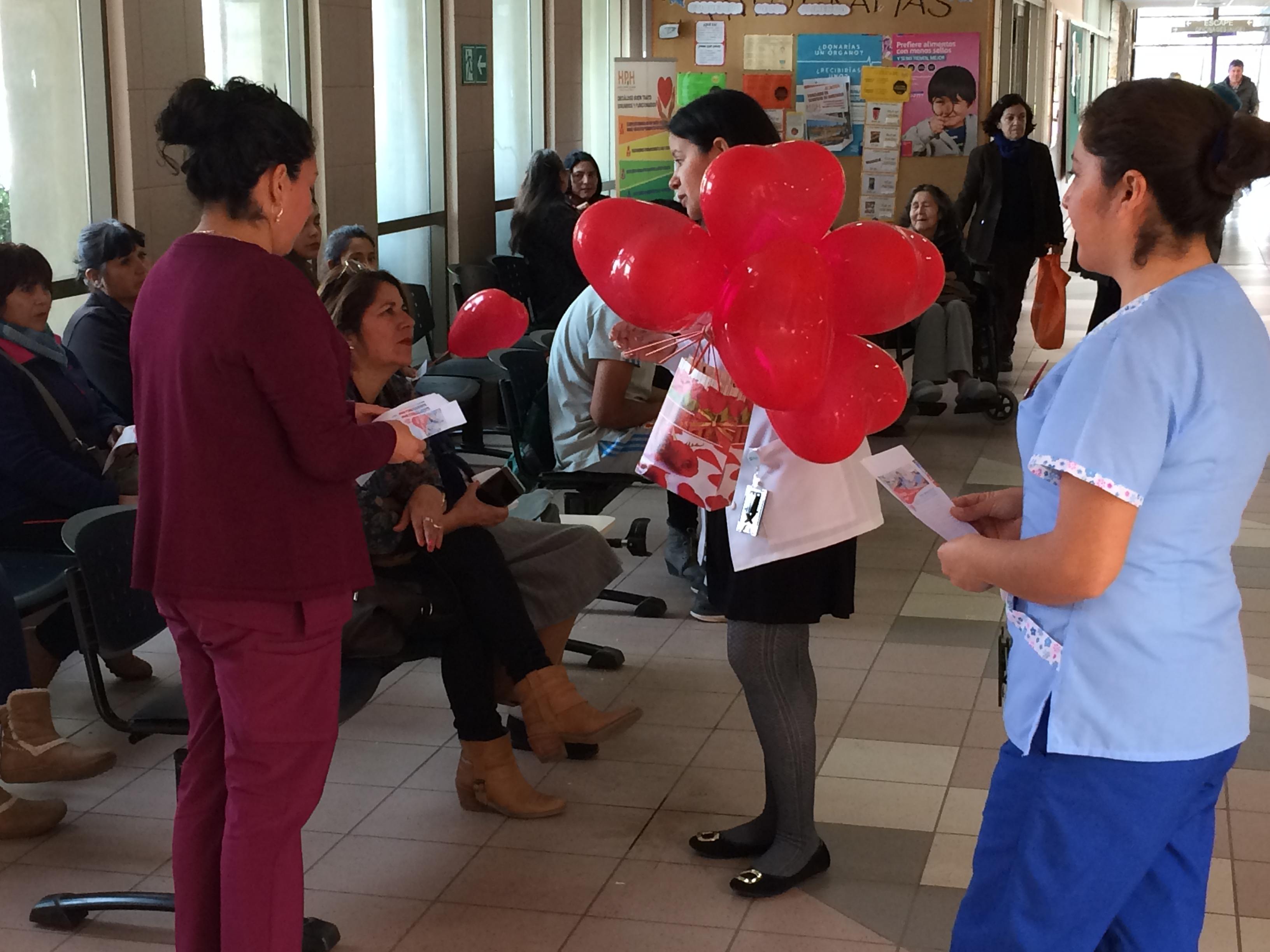 """""""Vallenar necesita héroes"""": hospital inicia campaña de donación de sangre"""