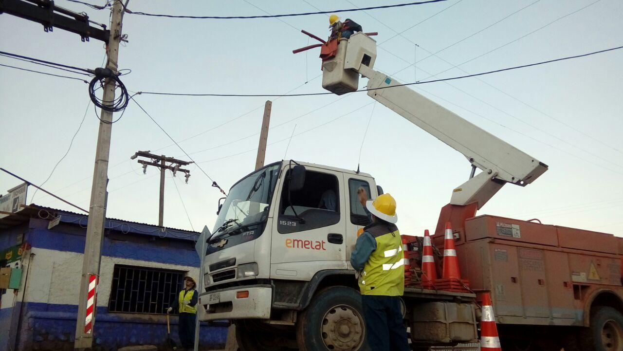EMELAT anuncia inversiones por $ 3.781 millones para 2017 en Atacama