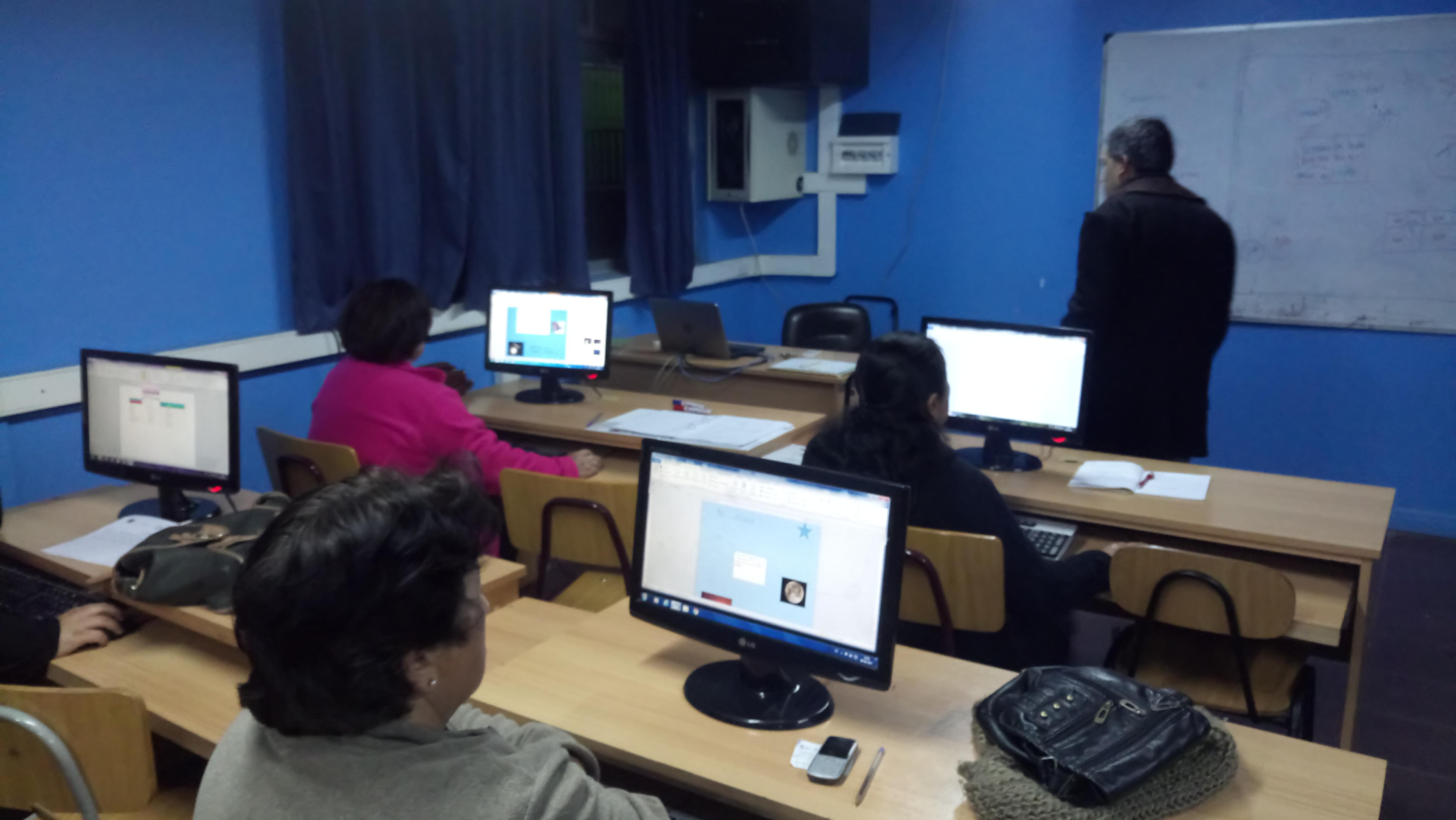 Emprendedores de Huasco podrán agilizar procedimientos en sus negocios tras capacitarse en computación