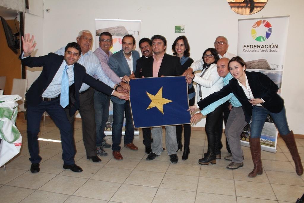 Mulet candidato a diputado y los 4 nombres de la provincia que van como candidatos a Cores del Partido Regionalista