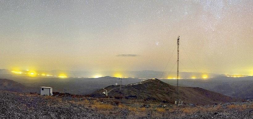 Cambiarán 600 luminarias en autopista Vallenar-La Serena