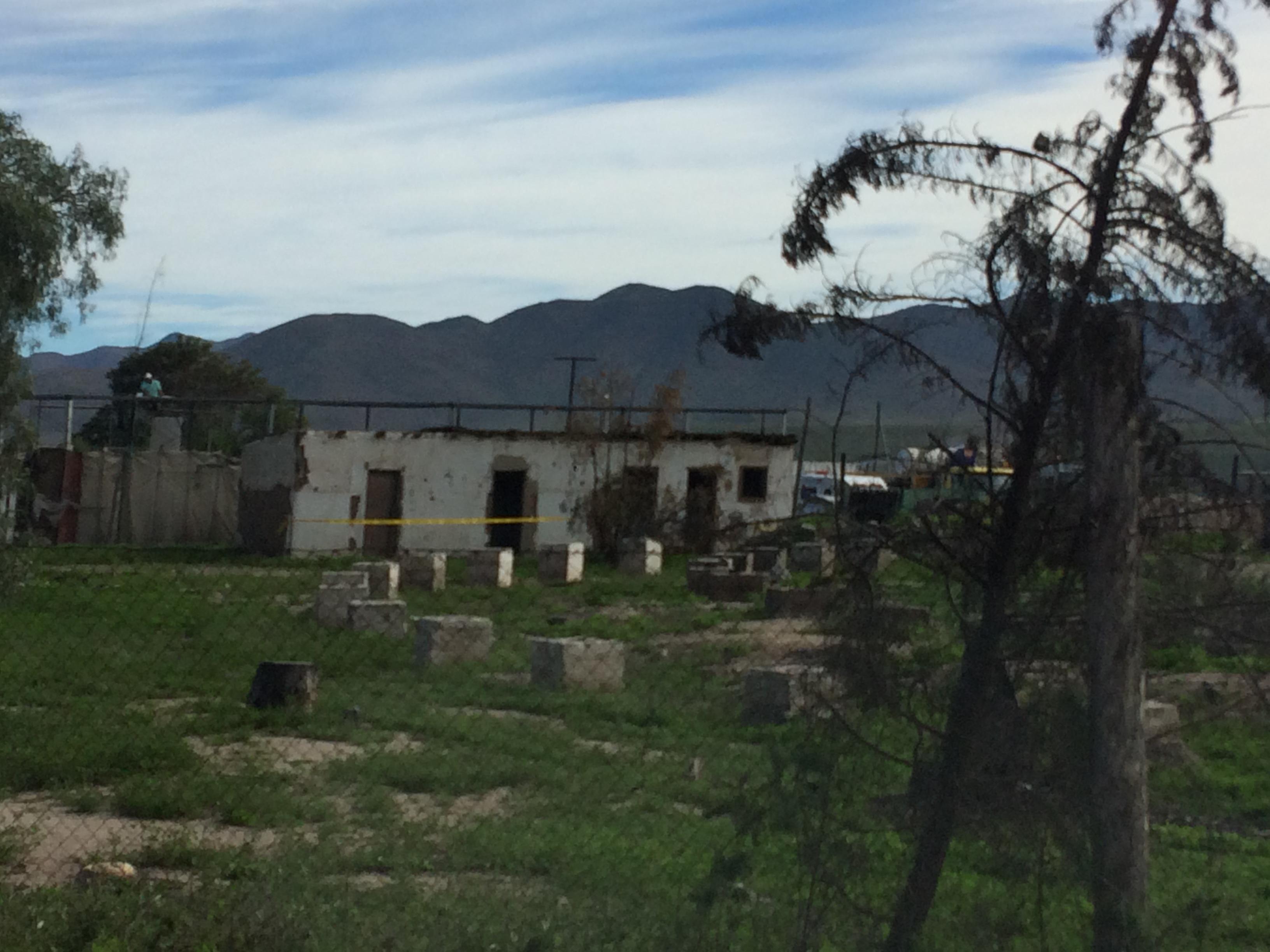 Encuentran cuerpo sin vida en casa abandonada en Vallenar