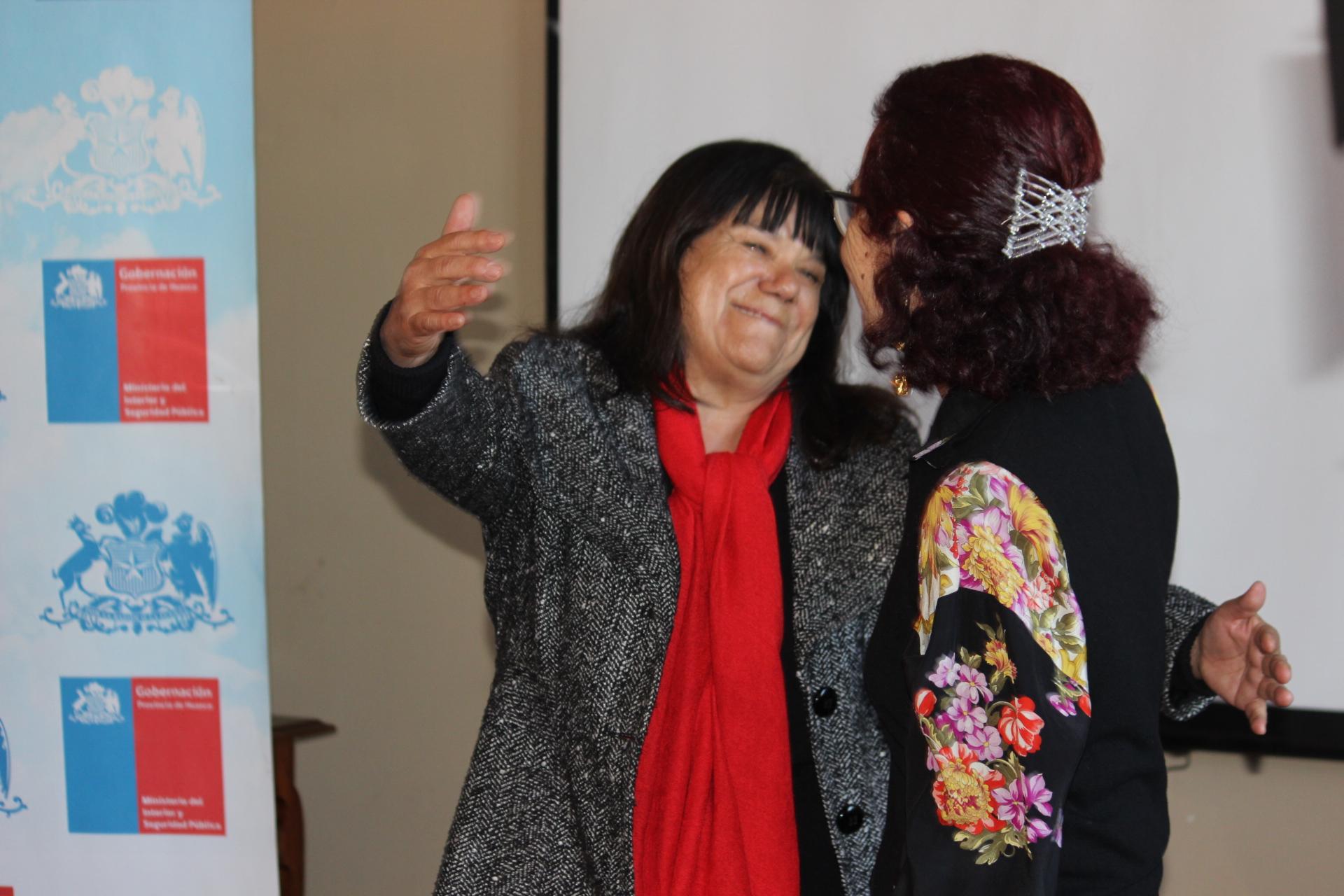 Magaly Varas asume sus funciones como nueva gobernadora del Huasco