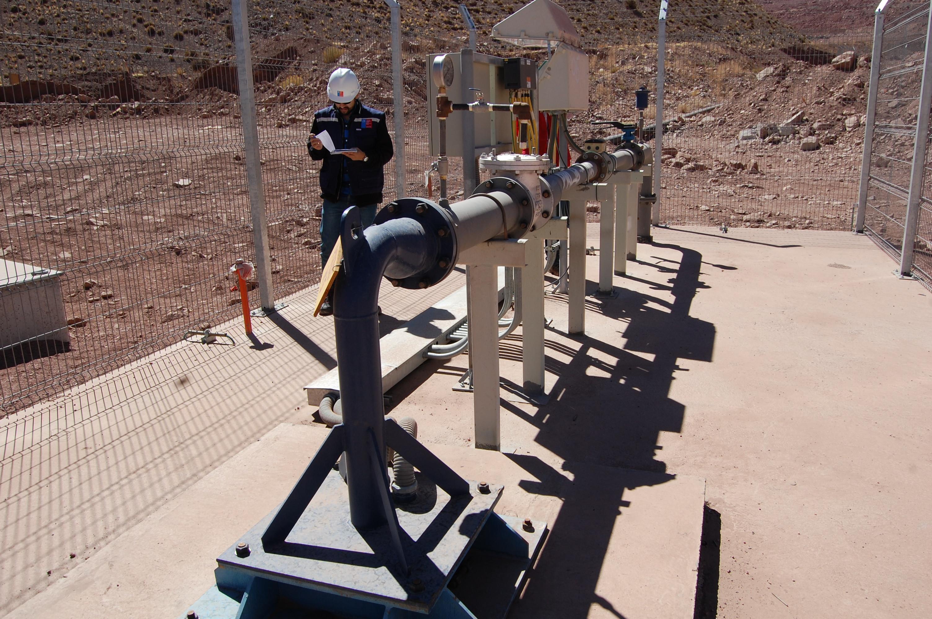 DGA Atacama aprobó control de extracciones de aguas subterráneas a dos empresas