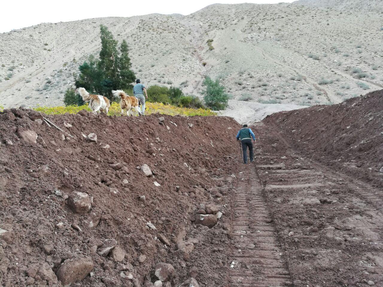 Comunidad de Chollay, avanza hacia la reconstrucción