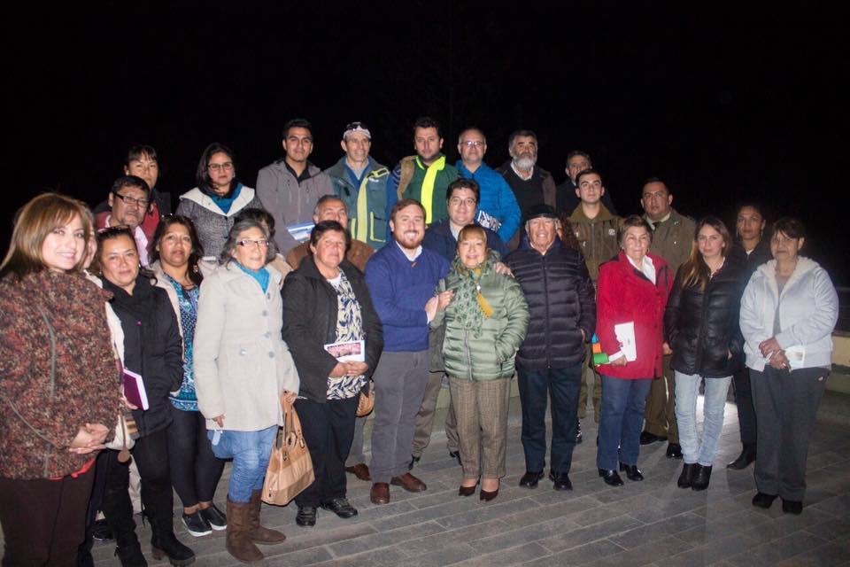 Vecinos de Freirina se organizan junto a autoridades para dar el vamos al Desierto Florido
