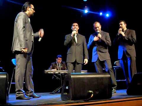 Cuarteto de música Gospel se presentará  en Vallenar