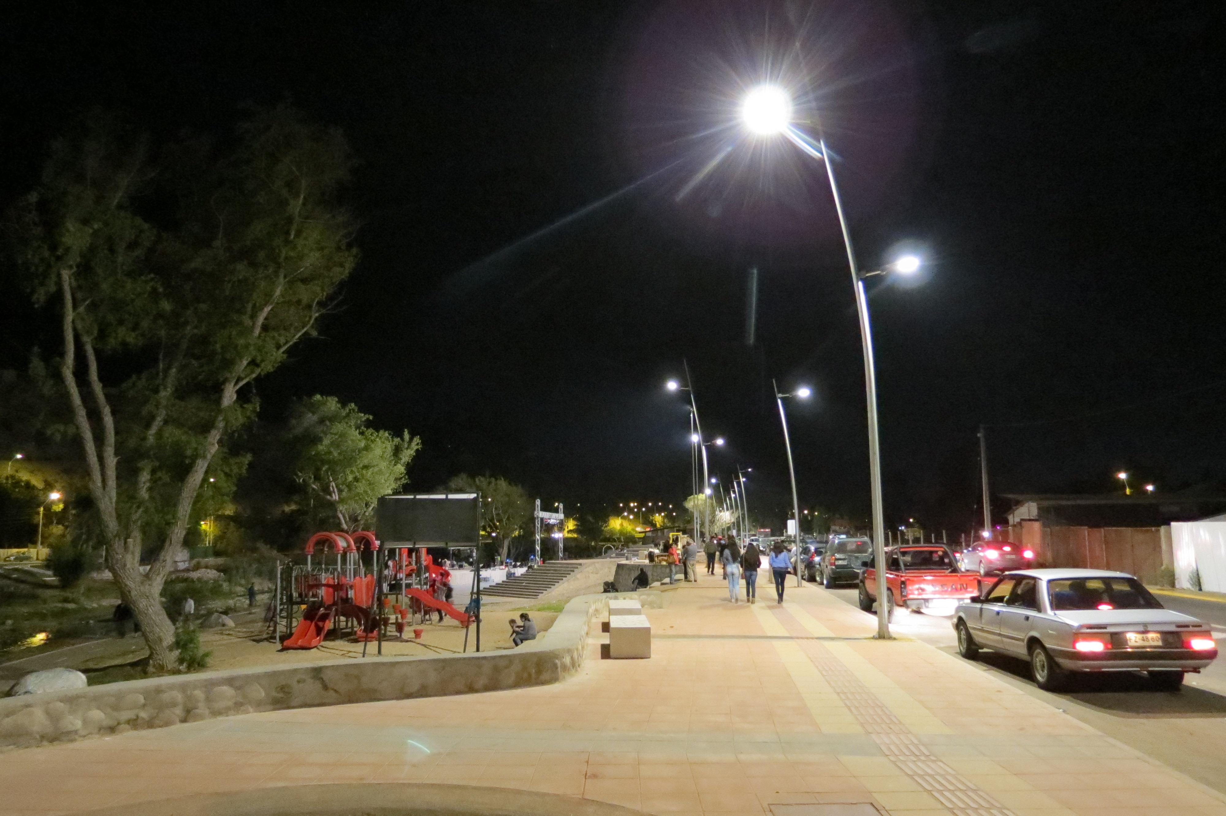 Costanera Viva: el proyecto que ya comienza a ver la luz en Vallenar