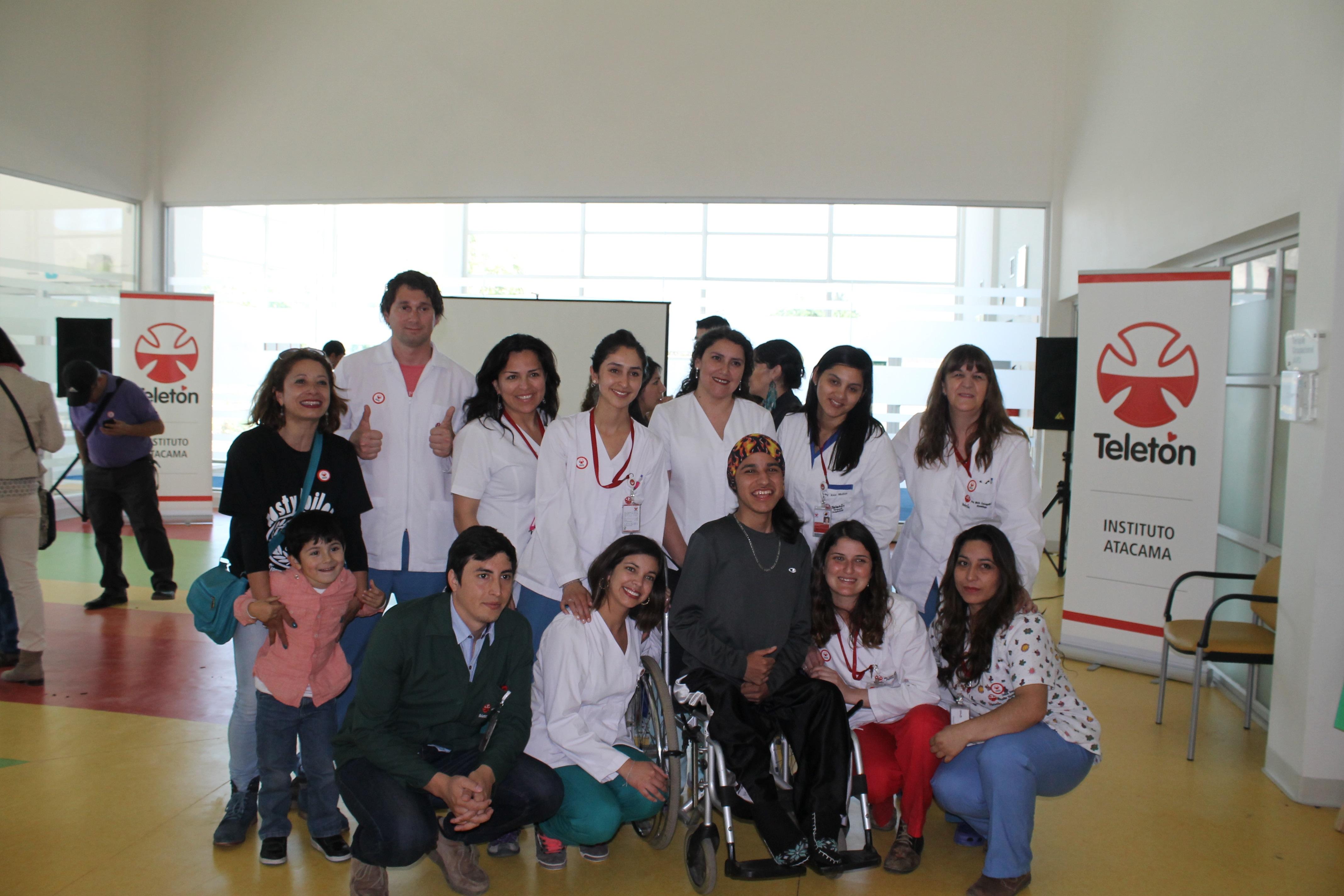 Teletón Atacama celebra 6 años de trabajo en la región