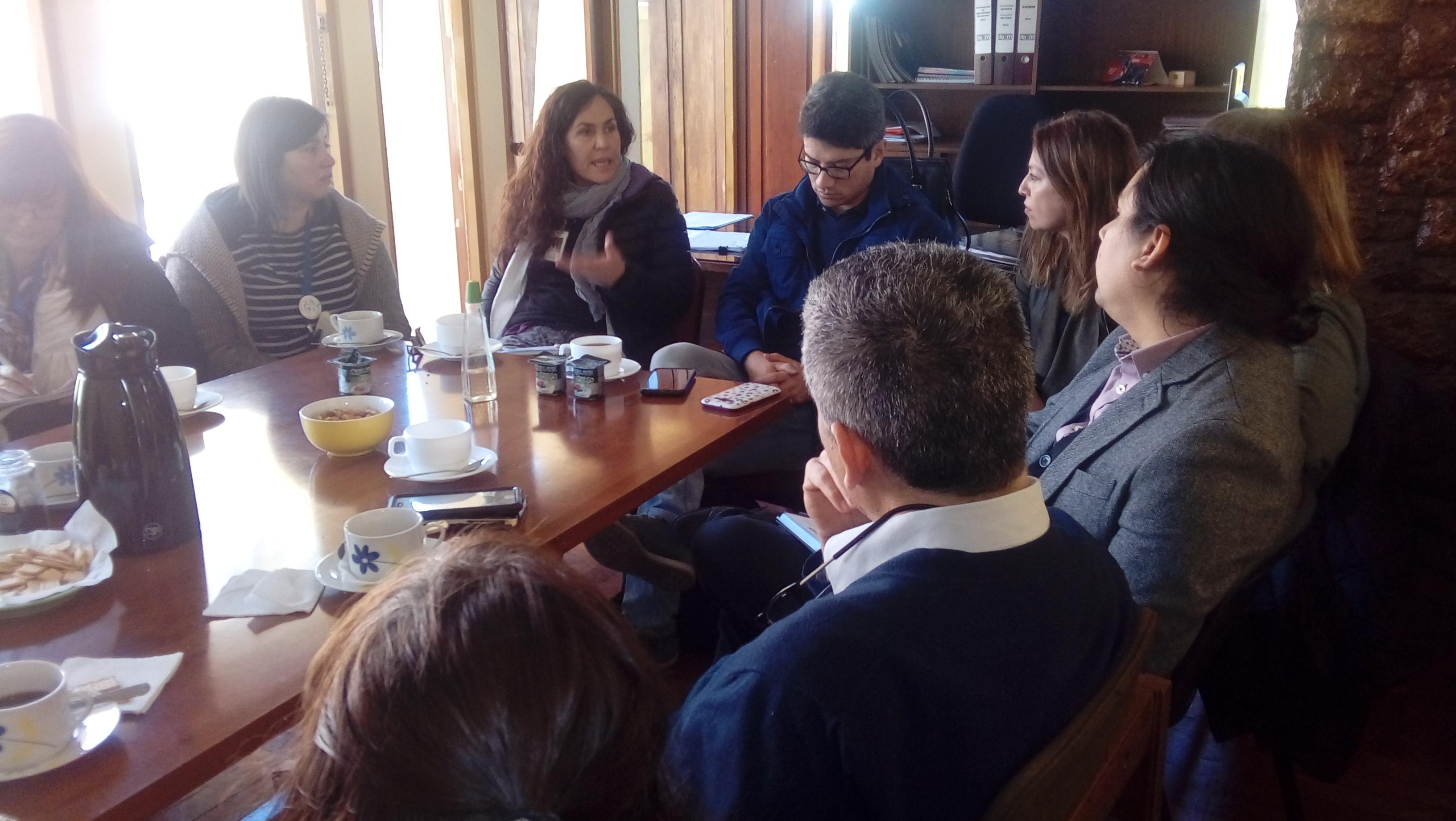 Sesionó primera Mesa de Suicidio Juvenil en Vallenar